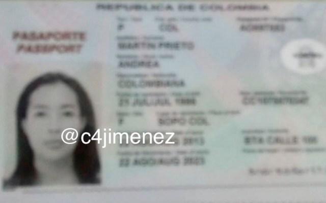 Encuentran muerta a colombiana en Venustiano Carranza - colombiana muerta v carranza