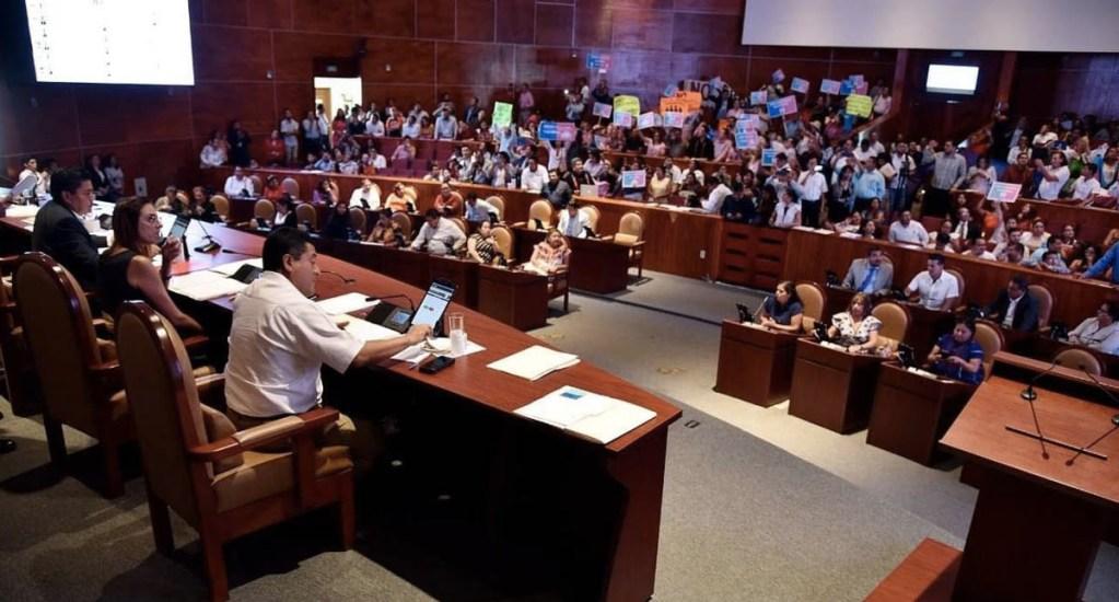 Congreso de Oaxaca aprueba matrimonio entre personas del mismo sexo - Congreso Oaxaca matrimonio igualitario