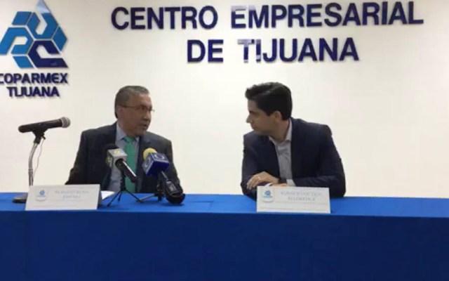"Coparmex impugnará consulta sobre ""Ley Bonilla"" en Baja California - Coparmex Tijuana Baja California Ley Bonilla"