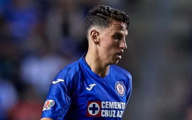 Cruz Azul confirma lesión en rodilla derecha de Lichnovsky - Cruz Azul Igor Lichnovsky
