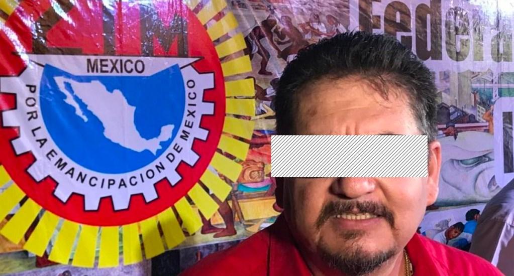 Vinculan a proceso a líder de la CTM en Quintana Roo - CTM