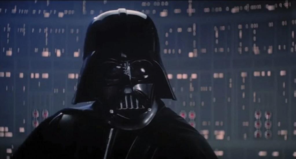 Subastarán el casco de Darth Vader en 'The Empire Strikes Back' - Star Wars