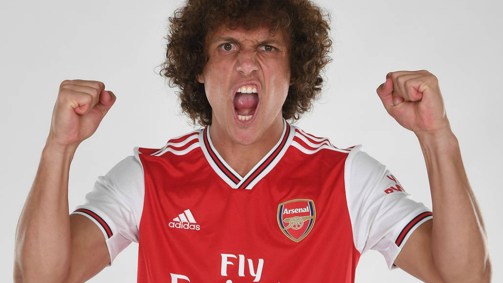 Arsenal contrata al central brasileño David Luiz - Foto de Arsenal