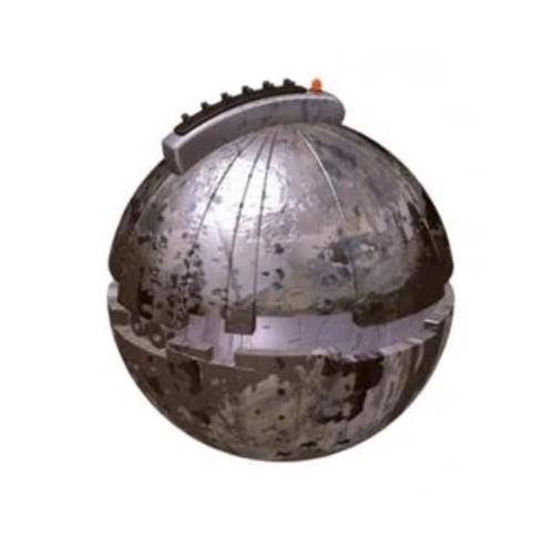 Detonador térmico del mundo de Star Wars. Foto de starwars.fandom.com / Macesito