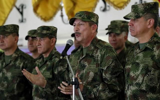 Suman 12 disidentes de las FARC muertos en operación militar en Colombia - disidentes farc colombia