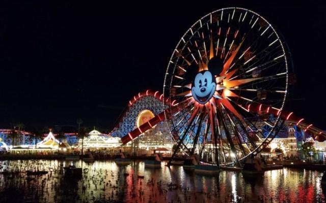 Adolescente con sarampión contagiosa visitó Disneyland en California - Disneyland California park