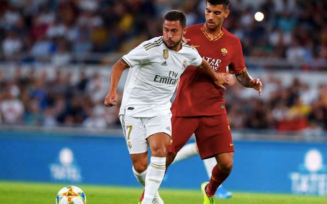 Hazard se pierde el primer partido de la temporada con el Real Madrid - eden hazard lesión real madrid temporada