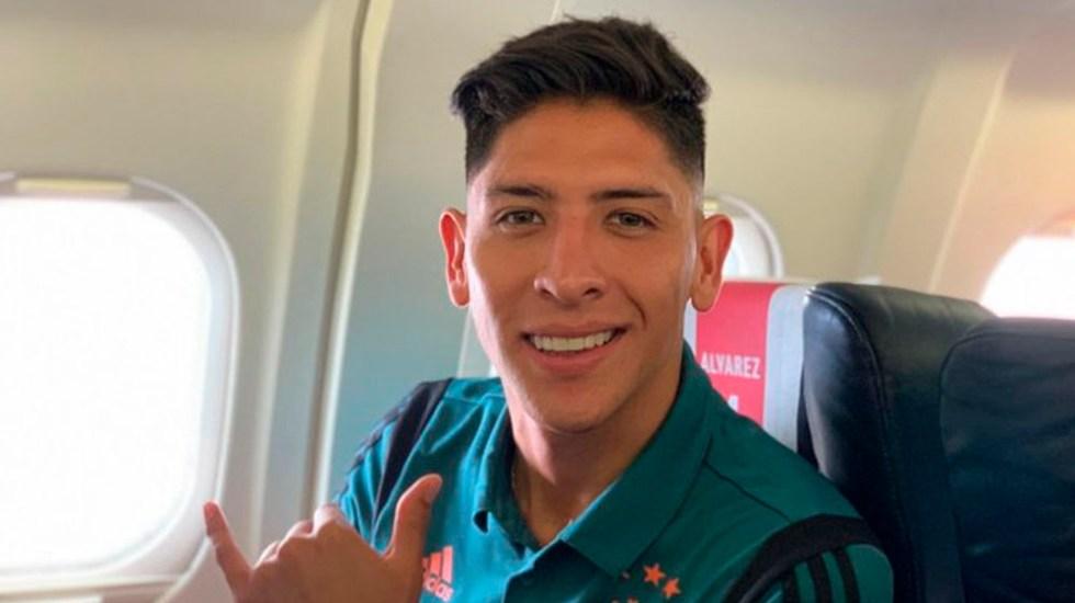 Convocan a Edson Álvarez para juego de Champions League - Edson Álvarez ajax champions