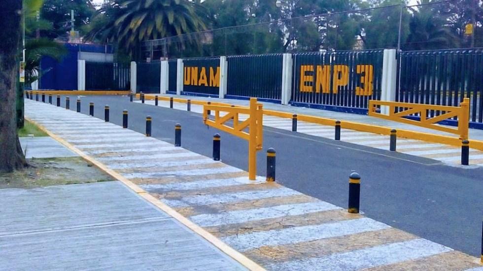 Drogan y agreden sexualmente a menor en Prepa 3 de la UNAM - ENP Escuela Nacional Preparatoria 3 UNAM