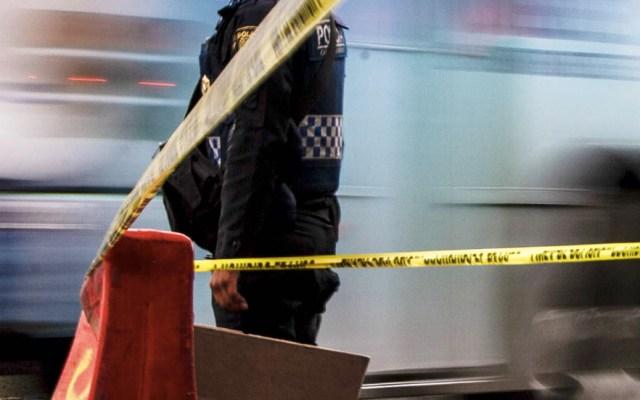 Hallan cadáver de mujer canadiense en la colonia Roma Norte - Escena del crimen policía Ciudad de México asesinadas