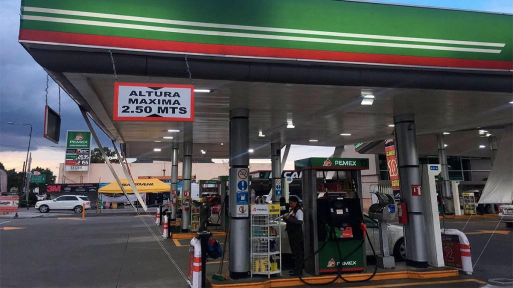 Hacienda disminuye nuevamente estímulos fiscales a los combustibles - Foto de @EnCoapa_