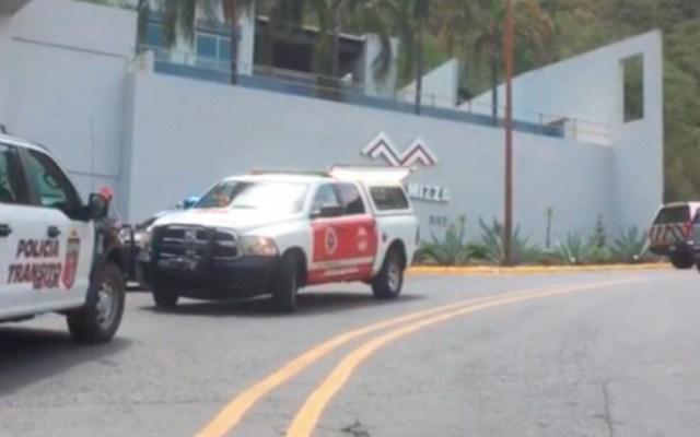 Joven cae de último piso de torre de departamentos en San Pedro - estudiante caída torre de departamentos san pedro