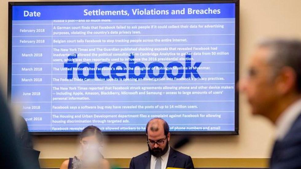 FBI busca monitorear Facebook,InstagramyTwitter - fbi facebook