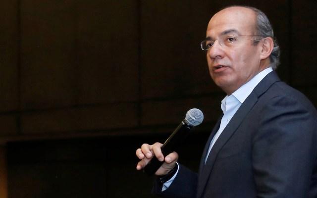 No me fui a Iberdrola al terminar mi administración: Felipe Calderón - Calderón Felipe Calderón Hinojosa expresidente