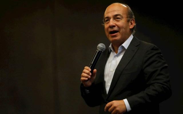 Seguro Popular cubrió medicamentos para niños con cáncer: Calderón - Felipe Calderón Hinojosa expresidente