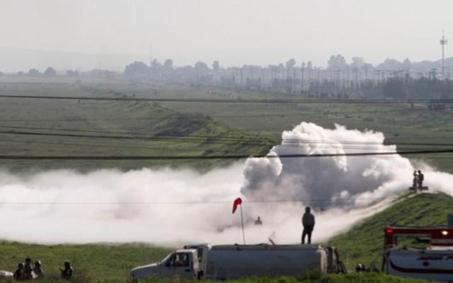 Desalojan a 3 mil personas por fuga de gas en Nextlalpan - fuga de gas Nextlalpan