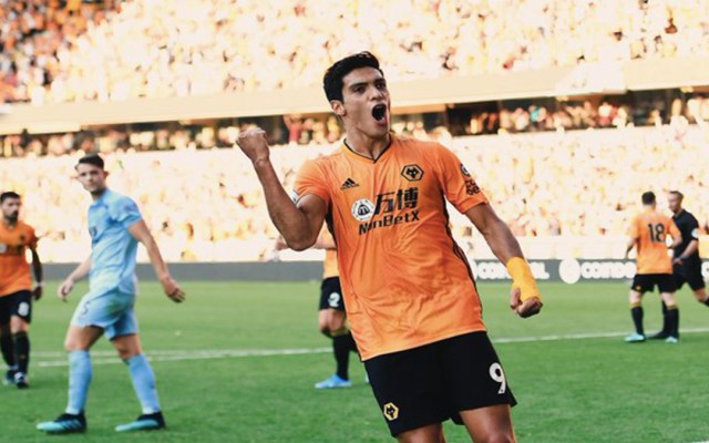 Wolverhampton empata en la Premier con gol de Raúl Jiménez - gol raúl jiménez wolves penal