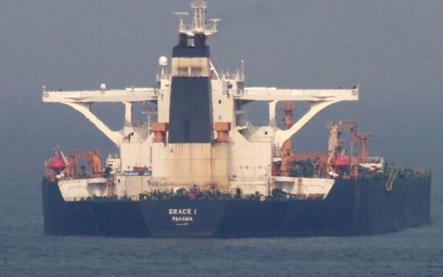 EE.UU. ordena incautación del petrolero iraní liberado por Gibraltar - Foto de EFE