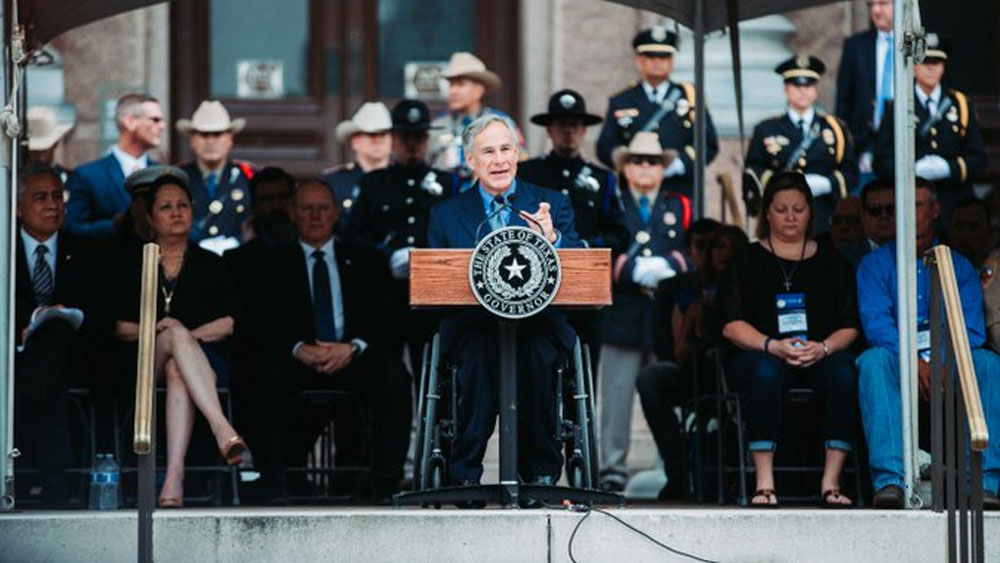 Texas pide a AMLO destrabar tema de gasoductos - Abbott Texas