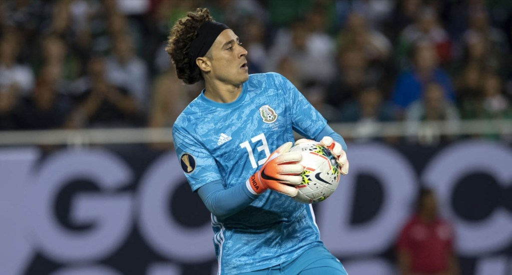 Ofrecerían a Ochoa al Lecce, el club italiano lo rechaza - Guillermo Ochoa portero