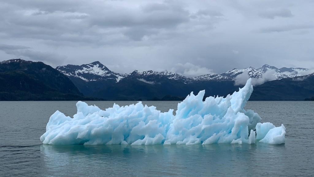 Alaska se queda sin hielo marino - Hielo marino en Alaska. Foto de Melissa Bradley / Unsplash