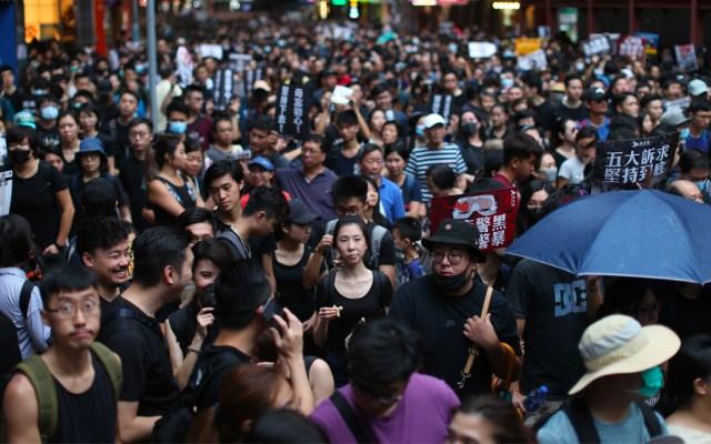 China lanzó campañas para deslegitimar protestas en Hong Kong: Twitter - hong kong