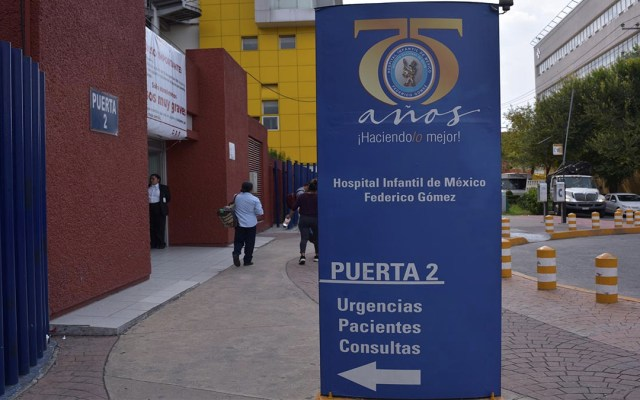 Hospital Infantil culpa a la Cofepris por falta de medicamento contra el cáncer - hospital infantil medicamento contra el cancer cofepris