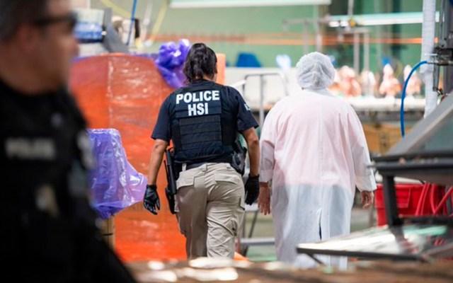 Suman ocho mexicanos detenidos en Mississippi - ice mexicanos mississippi