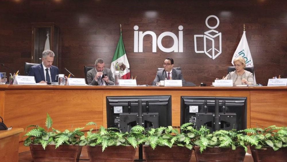 Deuda de contribuyentes amparados suma más de 100 mmdp: Inai - inai memorandum presidencia
