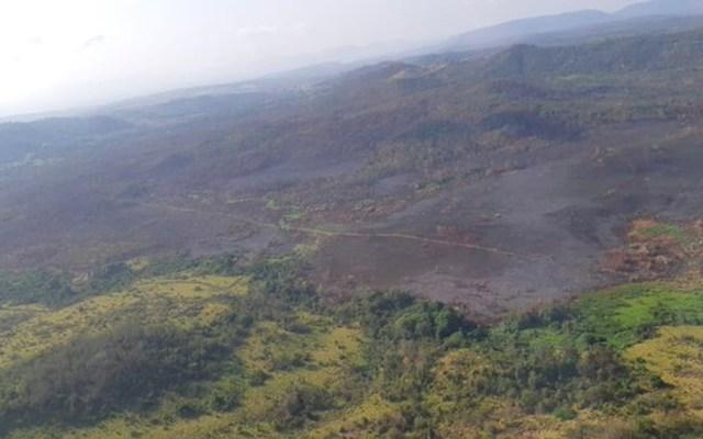 Brasil extingue incendio en parque nacional en zona del Amazonas - incendio amazonas