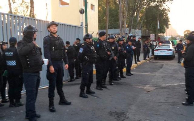 Incendio en Reclusorio Oriente deja tres muertos y siete lesionados - incendio reclusorio oriente