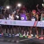 Concluye el Maratón de la Ciudad de México