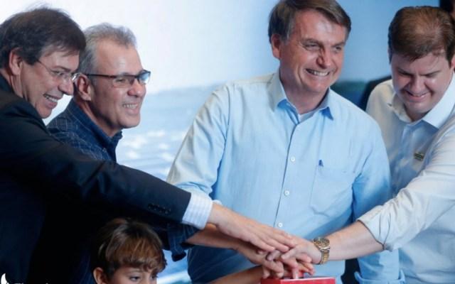 Brasil inaugura su primera planta flotante de generación solar - Foto de Eletrobras