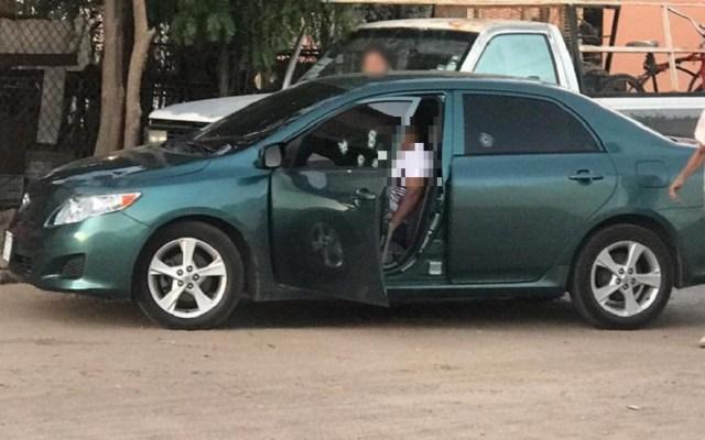 Asesinan a jefe policiaco de Empalme, Sonora - Jefe policiaco Manuel Oswaldo Marrufo de Empalme, Sonora. Foto de @La_VerdadSonora