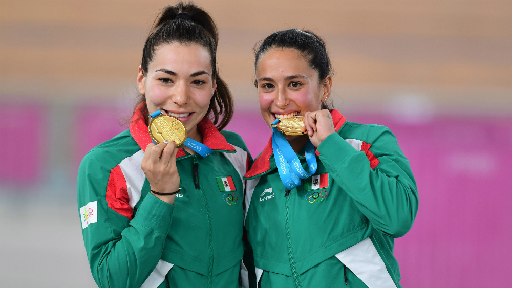 Salazar y Gaxiola logran histórico oro panamericano en Lima 2019 - Foto de Mexsport
