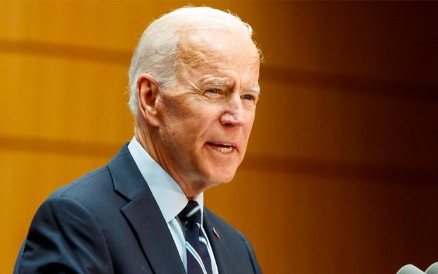 Llamada con líder ucraniano revela malas prácticas de Trump: Biden - Joe Biden