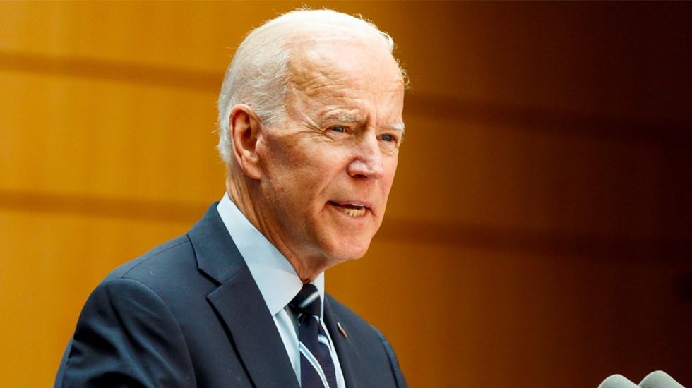 Biden acusa a Trump de alimentar al supremacismo blanco - Joe Biden