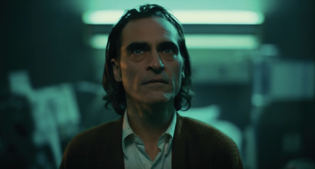 Joaquin Phoenix perdió más de 20 kilos para interpretar al Joker - Captura de pantalla