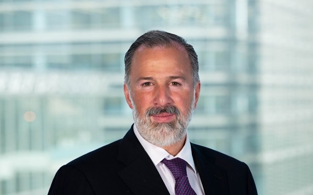 Juez ordena a FGR determinar si investigará a Meade - José Antonio Meade. Foto de HSBC.
