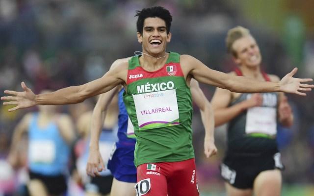 José Carlos Villarreal da a México oro 27 en Lima 2019 - Foto de Mexsport