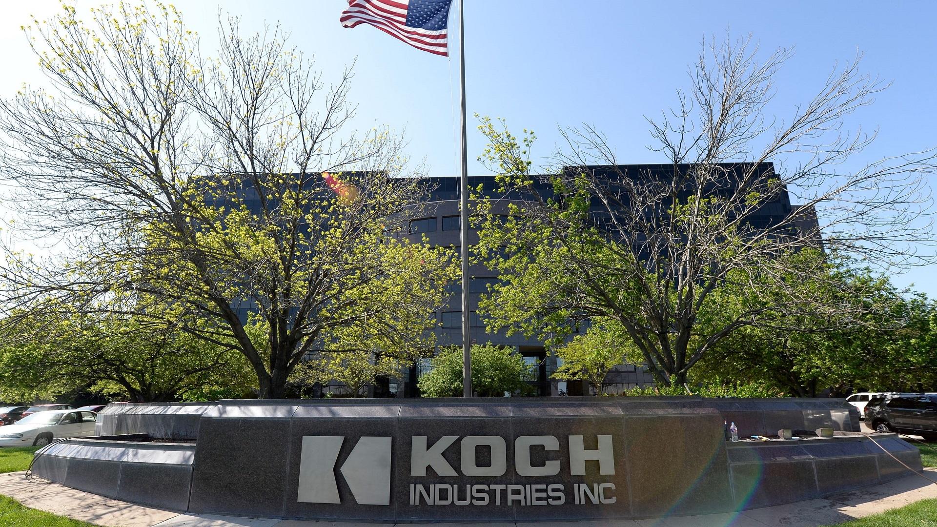 Koch Industries. Foto de USA Today