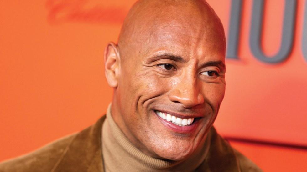 Dwayne Johnson es el actor mejor pagado de Hollywood - Foto de EFE