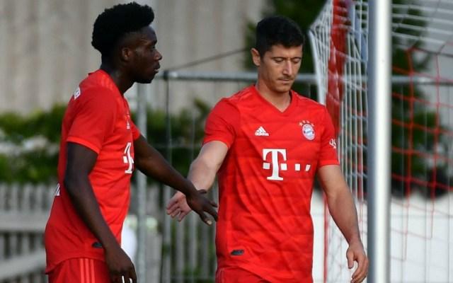 Bayern Munich golea 23-0 al FC Rottach-Egern - Foto de EFE