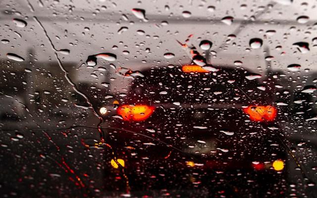 Prevén más lluvias con posible granizo en el Valle de México - Lluvias. Foto de Notimex