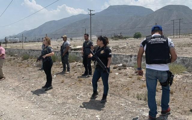 Detienen a presunto secuestrador de Decker, bebé secuestrado en Nuevo León - Foto de Milenio