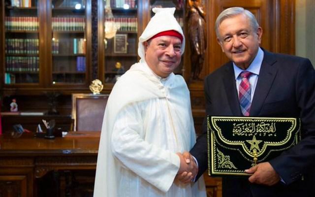 López Obrador recibe cartas credenciales de nuevos embajadores - López Obrador embajadores