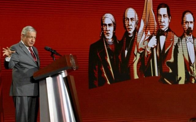 Crecimiento económico es una asignatura pendiente: López Obrador - Foto de Notimex