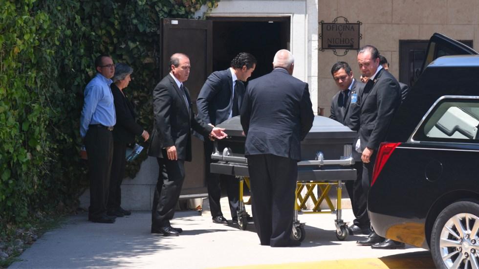 Repatrian cuerpo de maestra mexicana asesinada en tiroteo en El Paso - repatrian