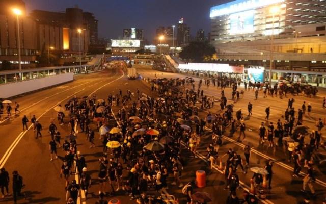 Manifestaciones en Hong Kong por décimo fin de semana consecutivo - manifestaciones hong kong
