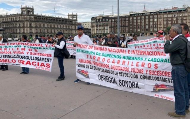 Al menos siete movilizaciones este jueves en laCiudad de México - manifestaciones movilizaciones